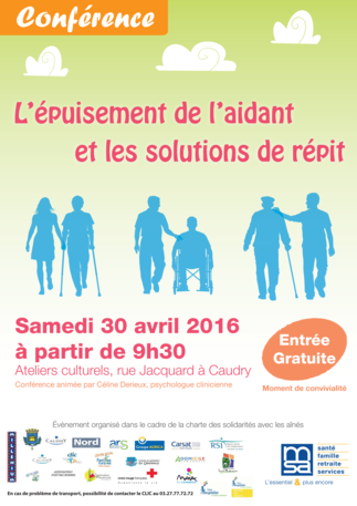 Affiche confAcrence
