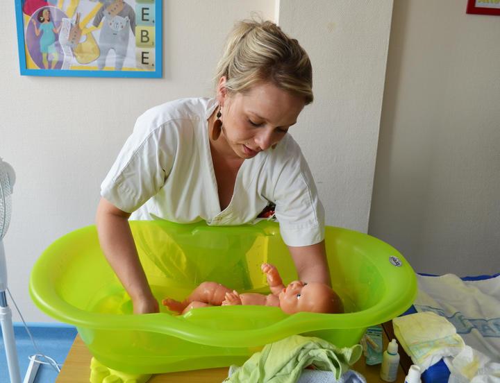 Nouveaute Atelier Bain Bebe